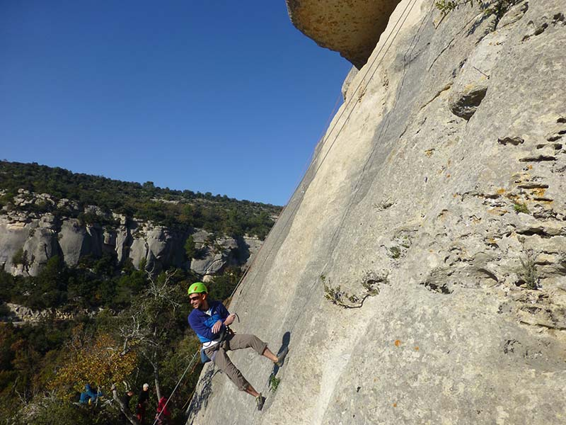Climbing - Buoux and surroundings (Luberon)