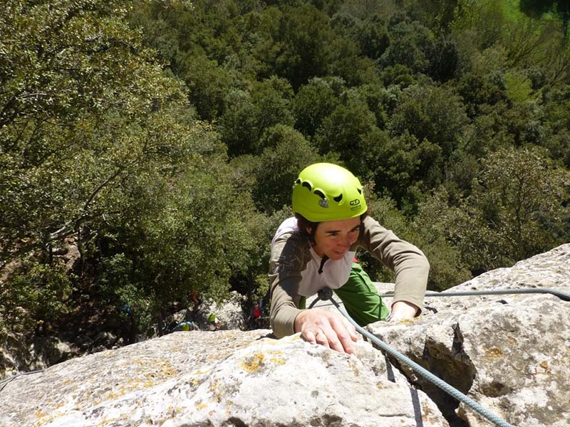 Climbing Course - Buoux and surroundings (Luberon)